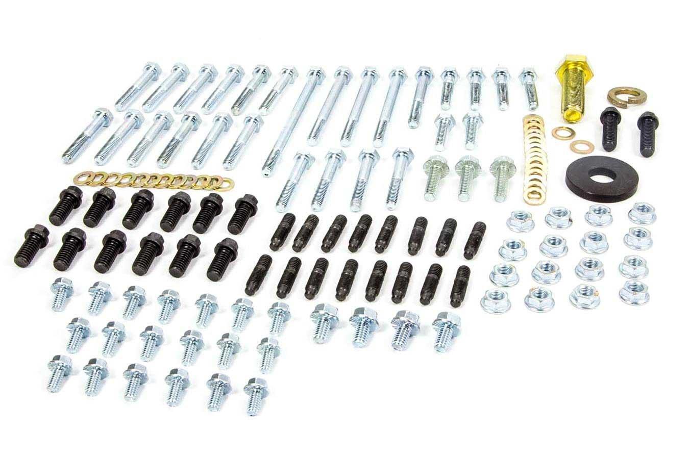 Milodon 83011 Engine Bolt Kit for Ford 302