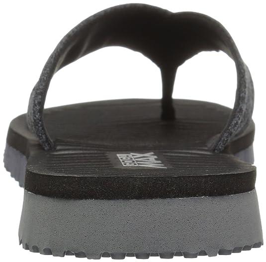 2e9a0a5df5a Skechers Go Flex Solana Women Summershoes Sandal Black  Amazon.co.uk  Shoes    Bags