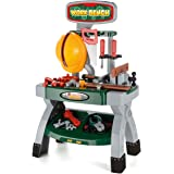Toyrific Work Bench with Tools