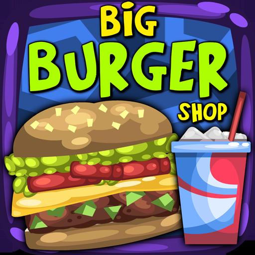 Big Burger Shop - Match Three Puzzle Fun