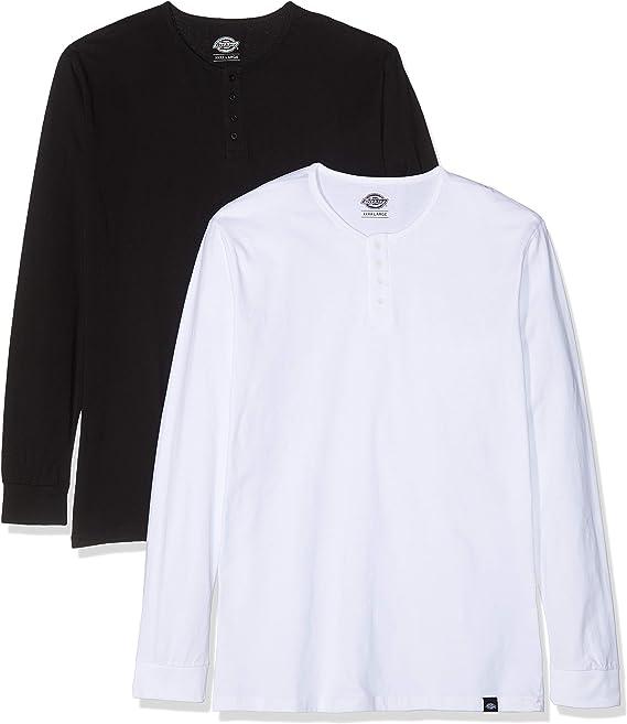 TALLA XS. Dickies Seibert Camiseta De Manga Larga para Hombre