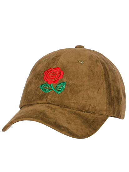 American Cities Embroidery Classic Cotton Baseball Dad Hat Cap Various  Design - Big Rose Olive 728b26b55fe6