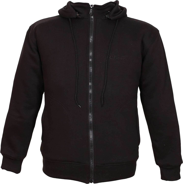 Weise Stealth - Chaqueta para hombre, talla L, color negro