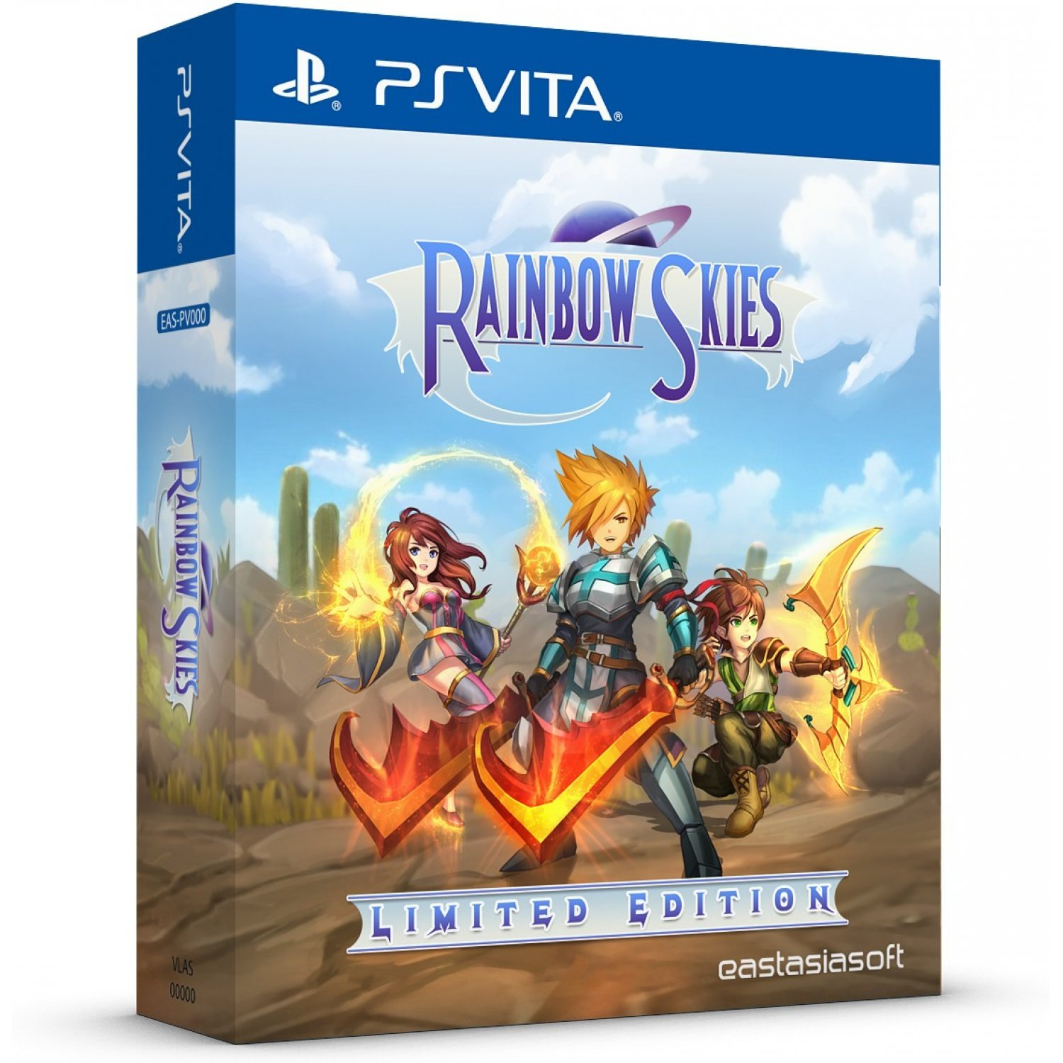 Rainbow Skies Limited Edition - Playstation Vita