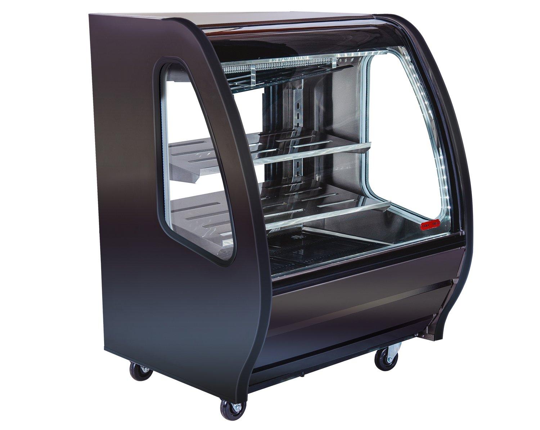 TORREY TEM100 Refrigerator, Black