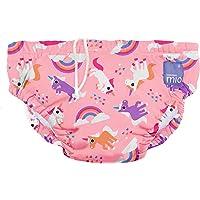 Bambino Mio - Pañal bañador reutilizable multicolor Unicorn