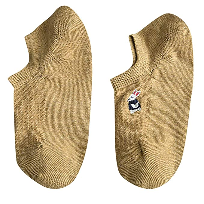 Cocoty-store 2019 Calcetines Mujer Hombre Cortos Calcetines ...
