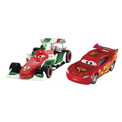 Cars 2 Character 2-Pack: Toys & Games