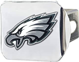 product image for FANMATS 22600 Hitch Cover (Philadelphia Eagles), 1 Pack, Green