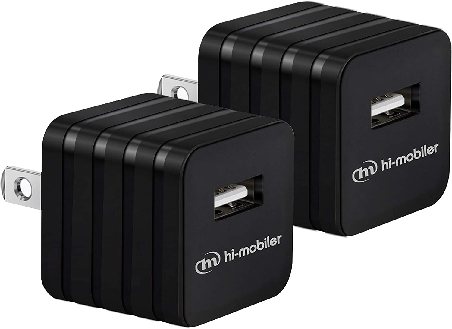 Hi-Mobiler Single USB Charger Universal Travel Charger Rapid Speed USB Wall Charger 5V1A