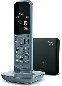 Gigaset CL390 - Teléfono inalámbrico con función de Lista Negra y Manos Libres, Pantalla Grande: Amazon.es: Electrónica