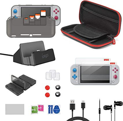 FASTSNAIL 18in1 - Juego de Accesorios para Nintendo Switch Lite ...
