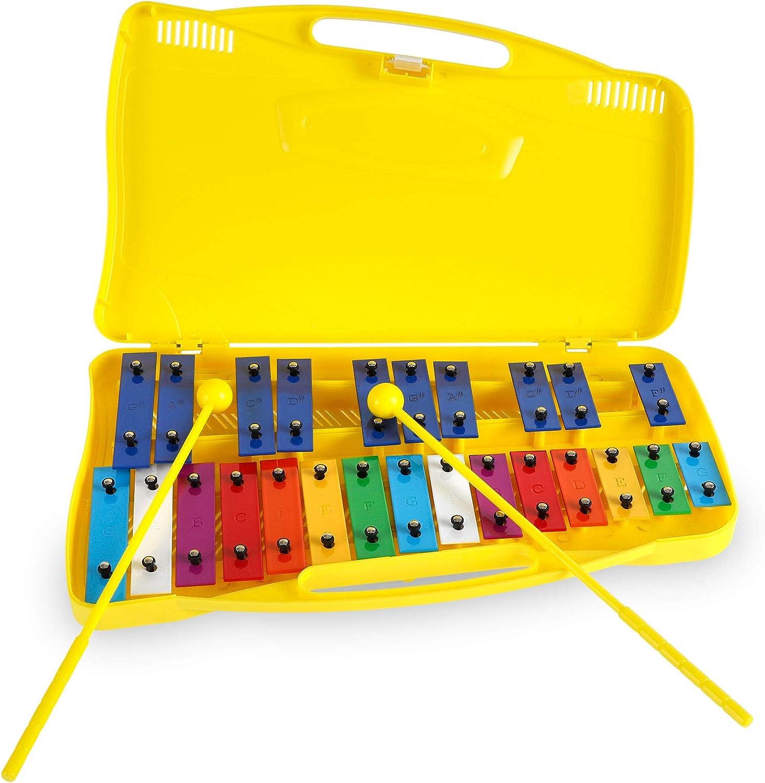 f Xylophon hart Glockenspiel Fame Schlägel F6H