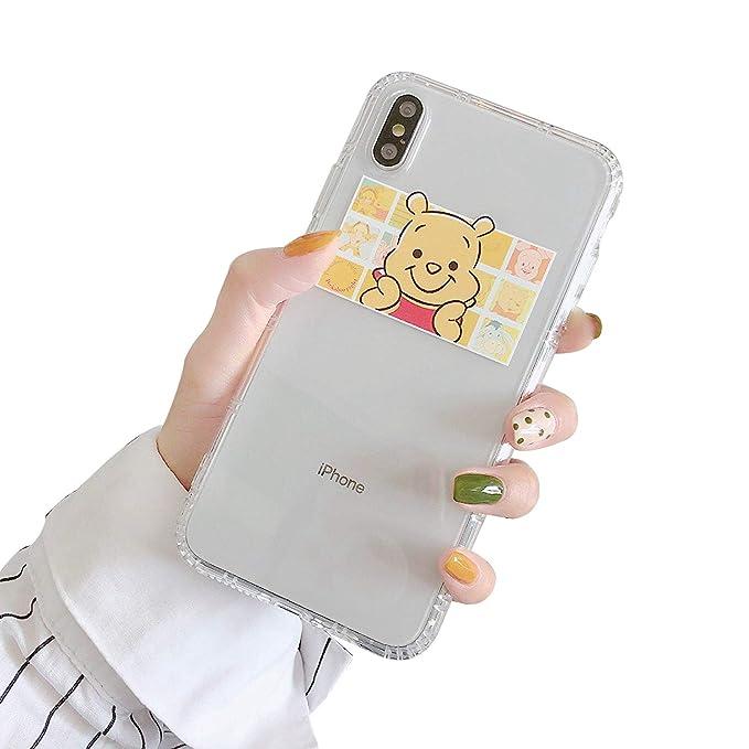 coque iphone xs max winnie