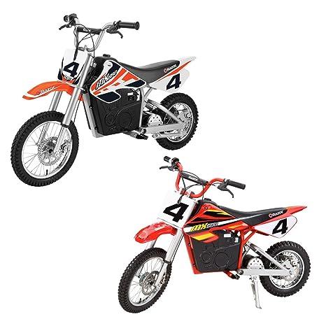 Amazon.com: Razor Electric Dirt Rocket - Motocicleta para ...