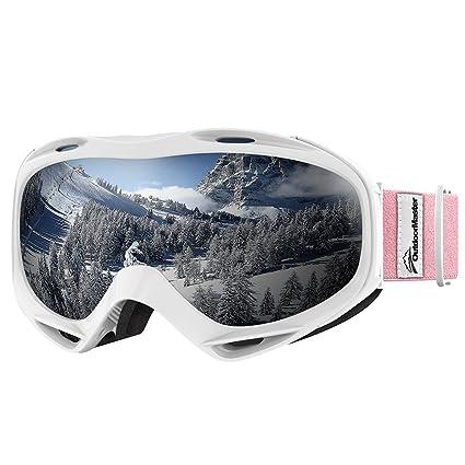 OutdoorMaster OTG Ski Goggles - Snowboard Goggles