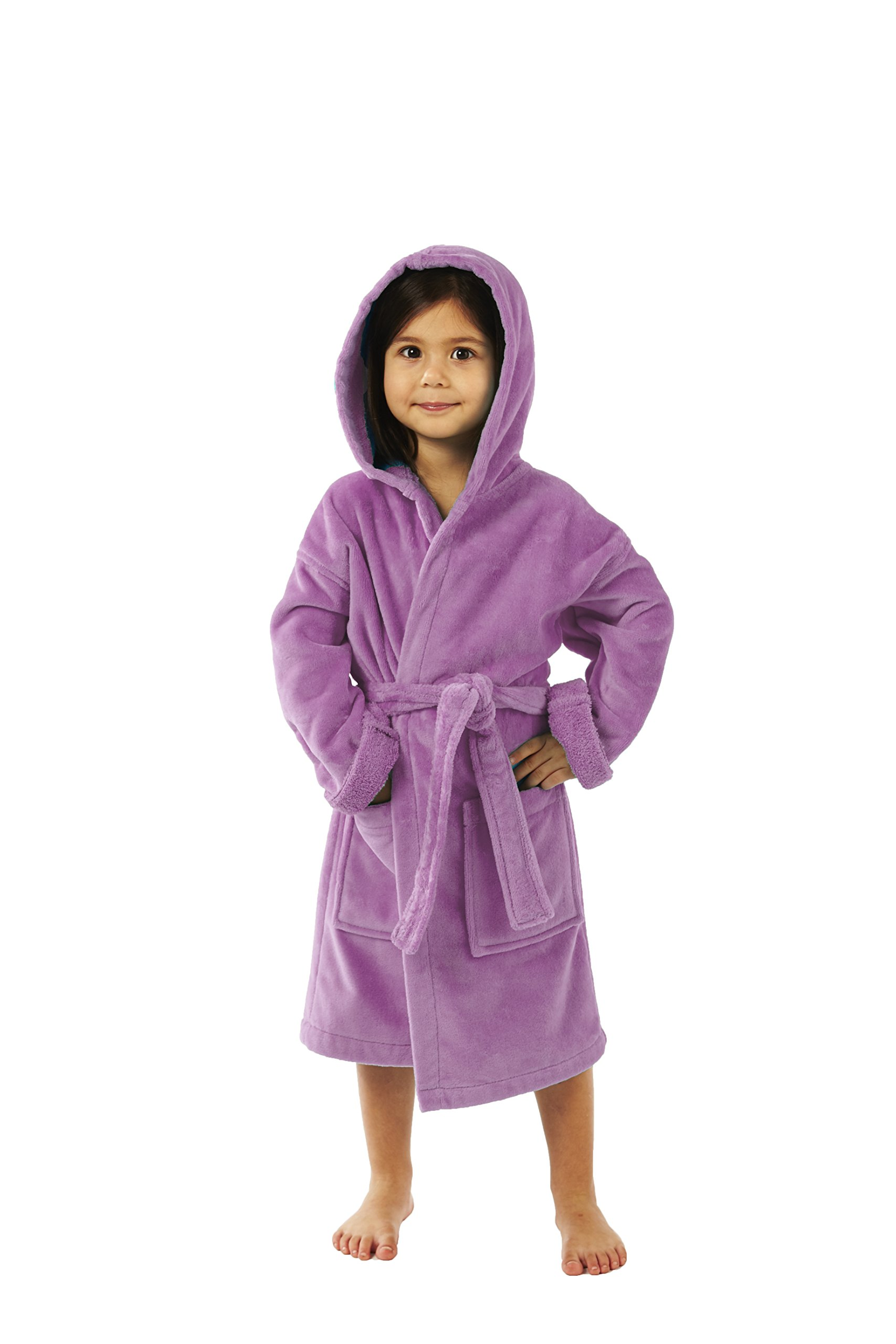 1271155a36 Best Rated in Girls  Bathrobes   Helpful Customer Reviews - Amazon.com