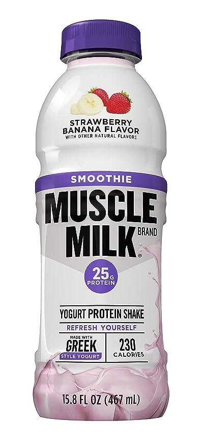 Cytosport Muscle Milk Batido de Proteínas Sabor Plátano - 2000 gr