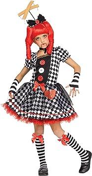 Fun World Disfraz de muñeca marioneta para niña: Amazon.es ...
