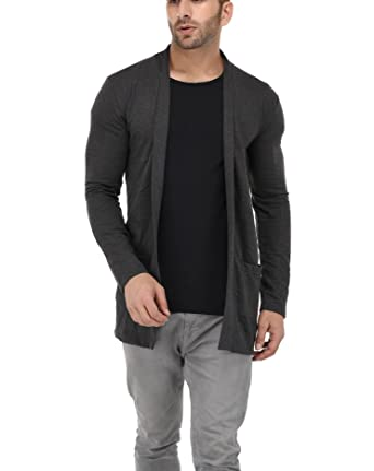 Men's Casual Cardigan: Amazon.in: Clothing & Accessories