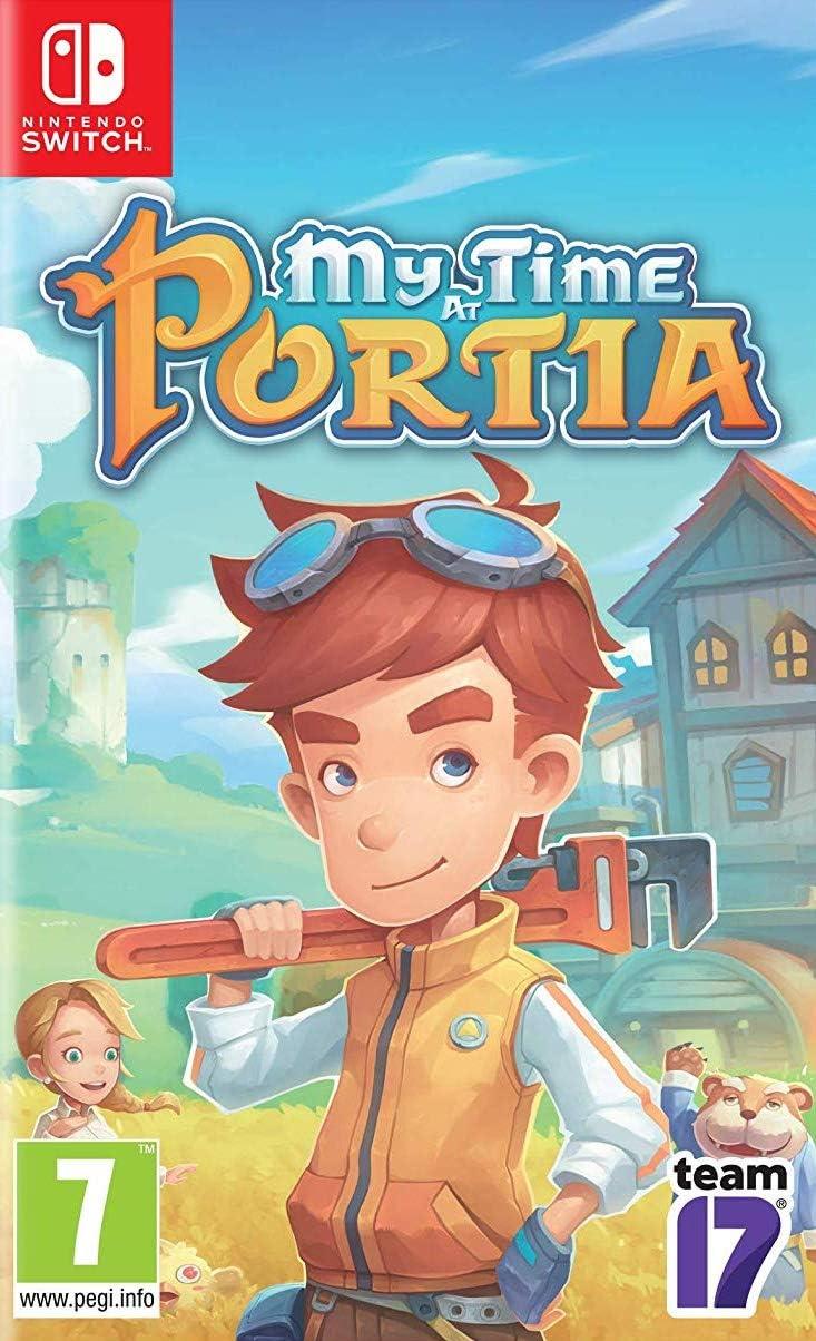 My Time At Portia: Amazon.es: Videojuegos