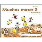 Muchas mates 2. Educación infantil (Educación Infantil Algaida. Matemáticas) - 9788498775778