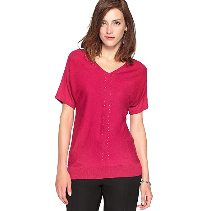 La Redoute Anne Weyburn para Mujer Pull Fantasia, 10 Lana
