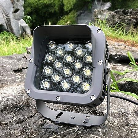 Csndice Home Foco proyector LED,Proyector Al Aire Libre ...