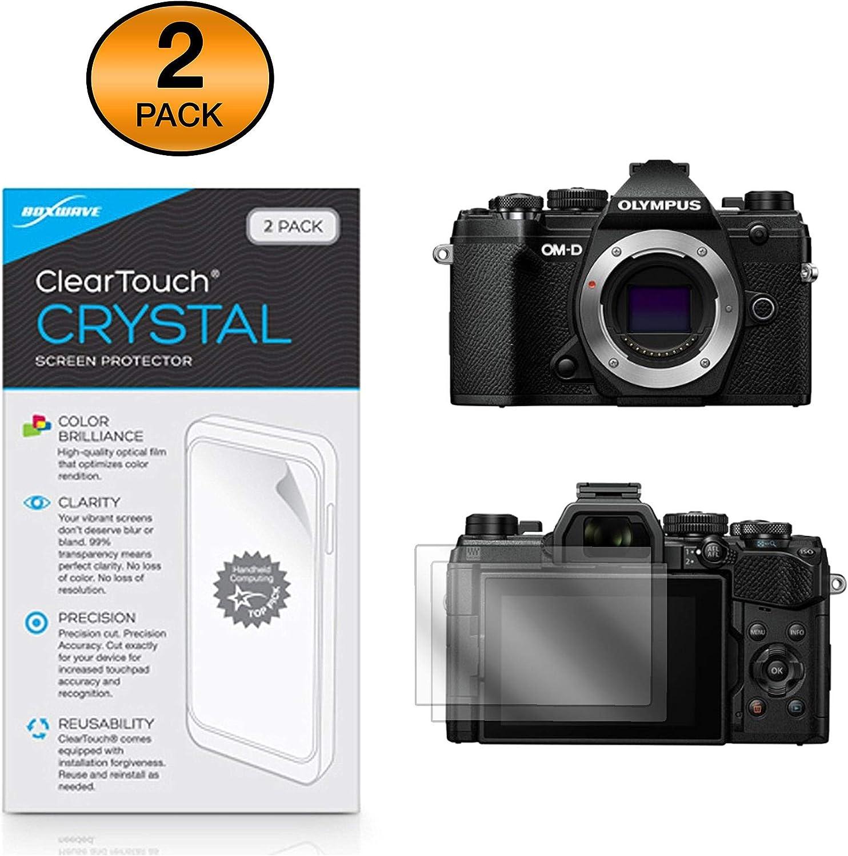 "3/"" Triple Pack Camera LCD Screen Protector Guard Olympus OM-D E-M5 Mark II"