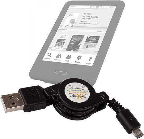 DURAGADGET Práctico Cable Micro USB De Sincronización De Datos ...