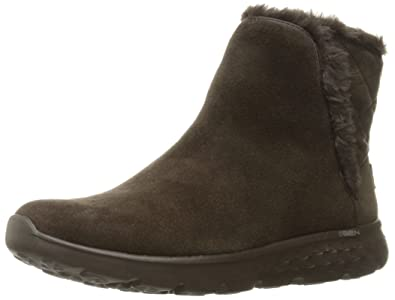 Skechers Performance Women's On The Go 400 Cozies Winter Boot,Chocolate,5  ...