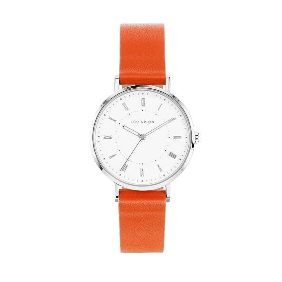 Nueva colección verano - Louis Pion Marino - Reloj para mujer: Amazon.es: Relojes