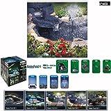 SICCE - Kit estanque flexible HappyPond 550 litros - Dimensiones 153 x 112 x 61 cm