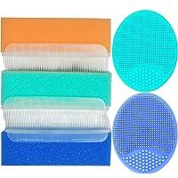 Baby Bath Brush, Cradle Cap Brush, Baby Bath Sponge Brush, Soft Sensory Scrubber with Cradle Cap Bristle Brush, Baby…