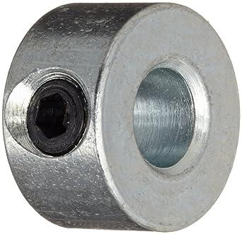 "4 PCS set shaft collar 1-5//16"" bore zinc plated FREE standard shipping!"