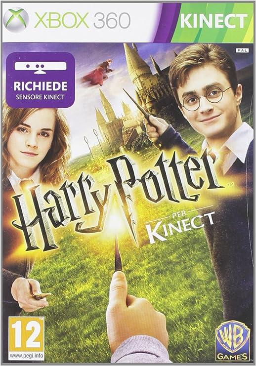 Warner Bros Harry Potter, Xbox 360 Kinect - Juego (Xbox 360 Kinect): Amazon.es: Videojuegos
