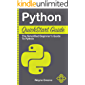 Python QuickStart Guide: The Simplified Beginner's Guide To Python