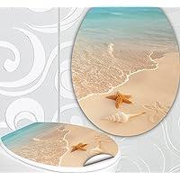 StickerProfis 'Asiento Pegatinas Estrella de mar diseño pantalla