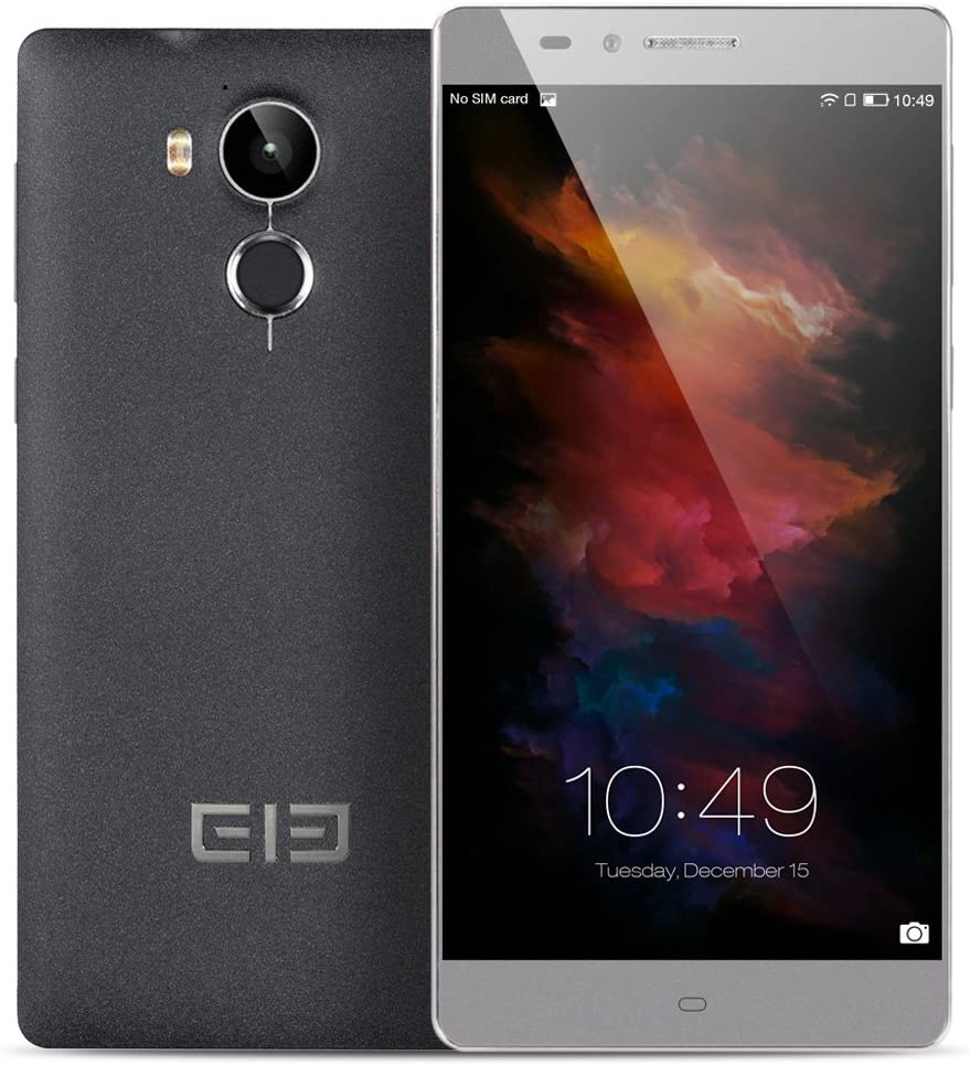 elephone Vowney - 4G LTE Smartphone Android 5.1 MTK6795 64 bits Octa Core 5.5