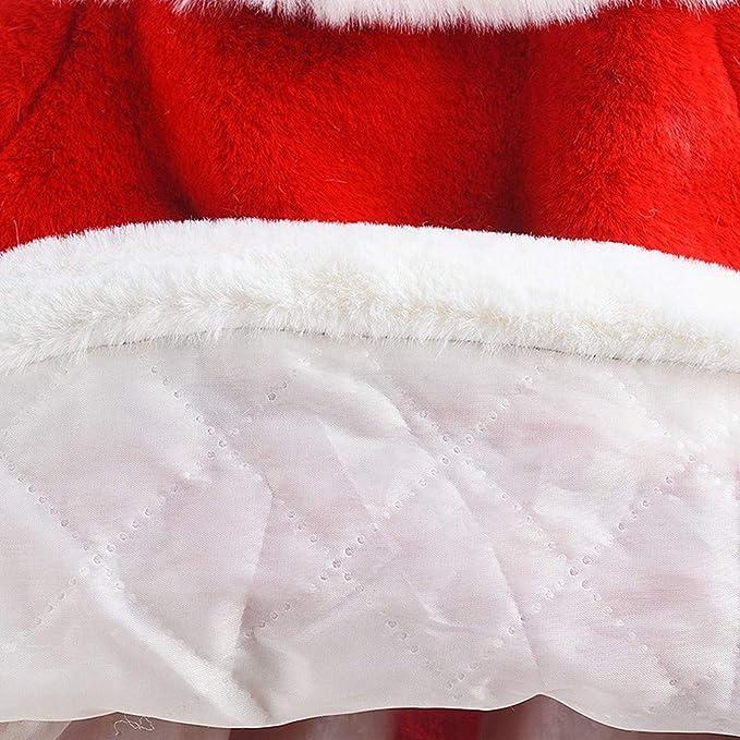 YWLINK Chaqueta Abrigada para Bebé De 3-24 Meses Mangas Largas De Invierno Abrigo Grueso De Terciopelo Fiesta De Bodas Navidad Bautismo Casual MantóN del Cabo Regalo CumpleañOs Disfraz De Bebe NiñA: Amazon.es:
