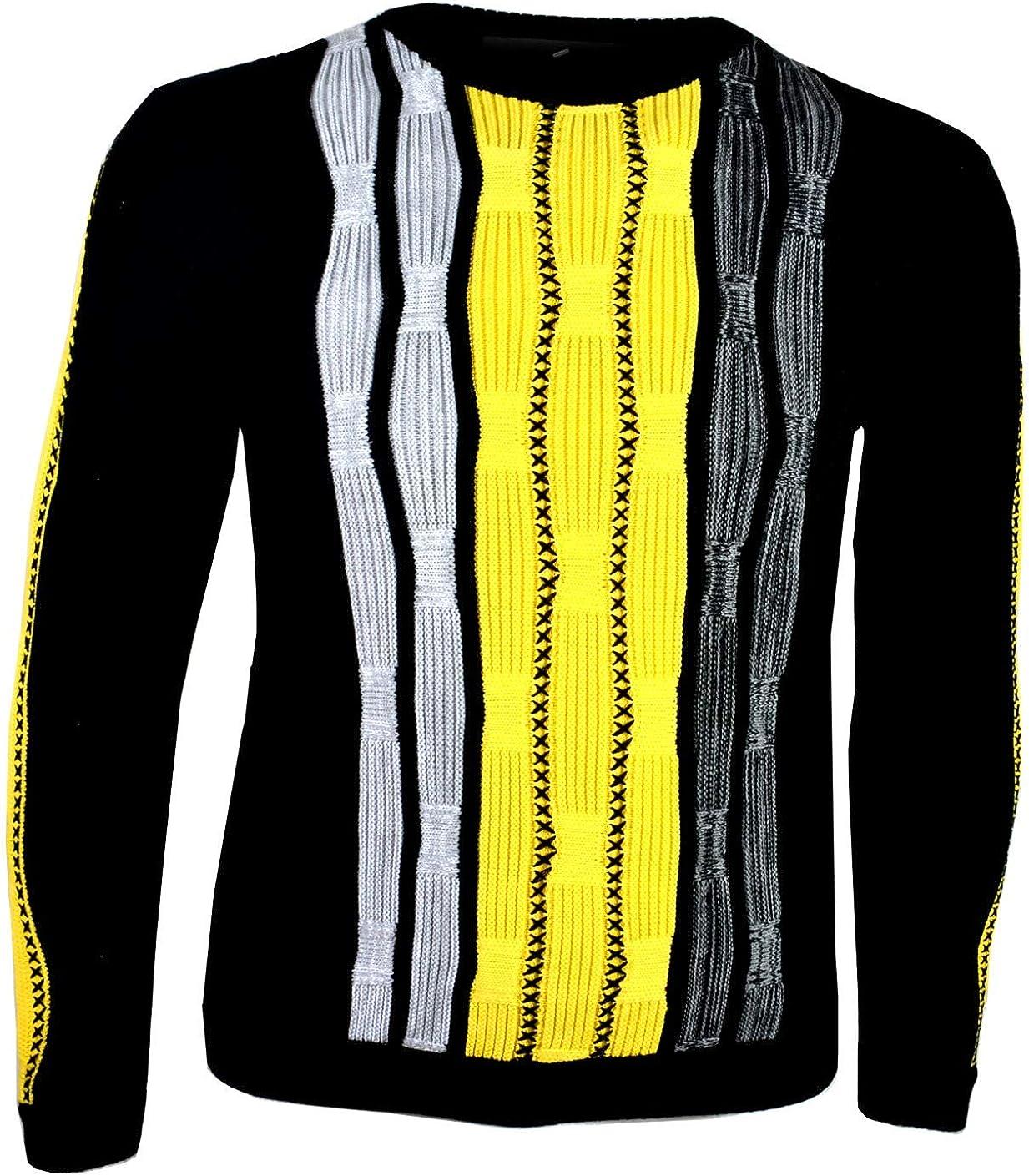 Paolo Deluxe Goldline Sweater Snake Expressive Hardcore