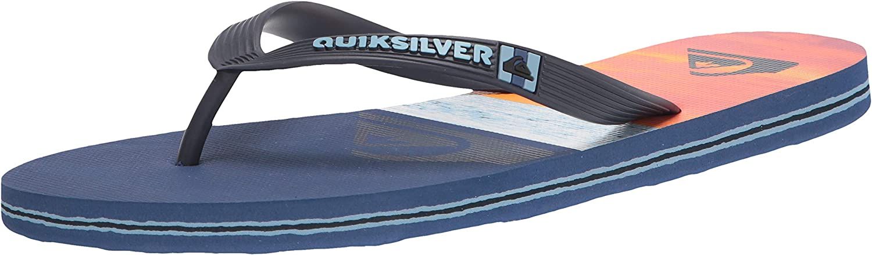 Quiksilver Men's Molokai Print Sandal: Shoes