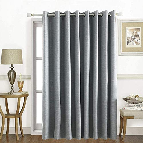 North Hills Slinding Glass Door Curtain