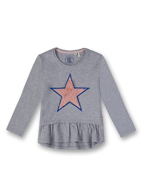 Sanetta Shirt, Maglietta a Maniche Lunghe Bambina 125025