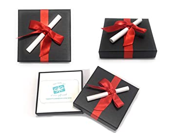 Amazon Com Graduation Gift Card Box Set Of 3 Health Personal Care