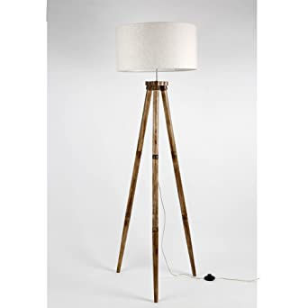 Without shade wooden tripod floor lamp base only mango wood without shade wooden tripod floor lamp base only mango wood folding decorative standing light aloadofball Choice Image