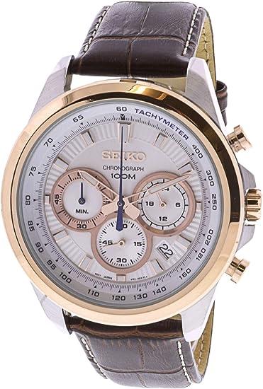 Reloj Seiko - Hombre SSB250P1