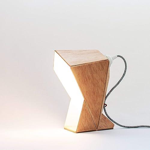 Lámpara de dormitorio para mesita de noche. Diseño moderno ...