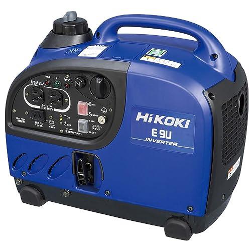 HiKOKI インバータ式エンジン発電機 E9U