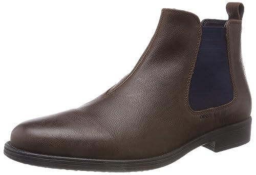 Geox U Jaylon H, Botas Chelsea para Hombre: Amazon.es: Zapatos y complementos
